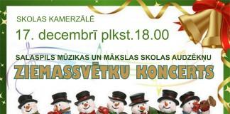 Ziemassvētku koncerts 2015