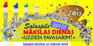 Salaspils Mākslas dienas 2017