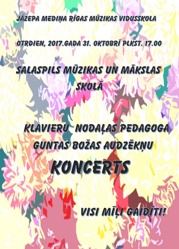 JMRMV koncerts