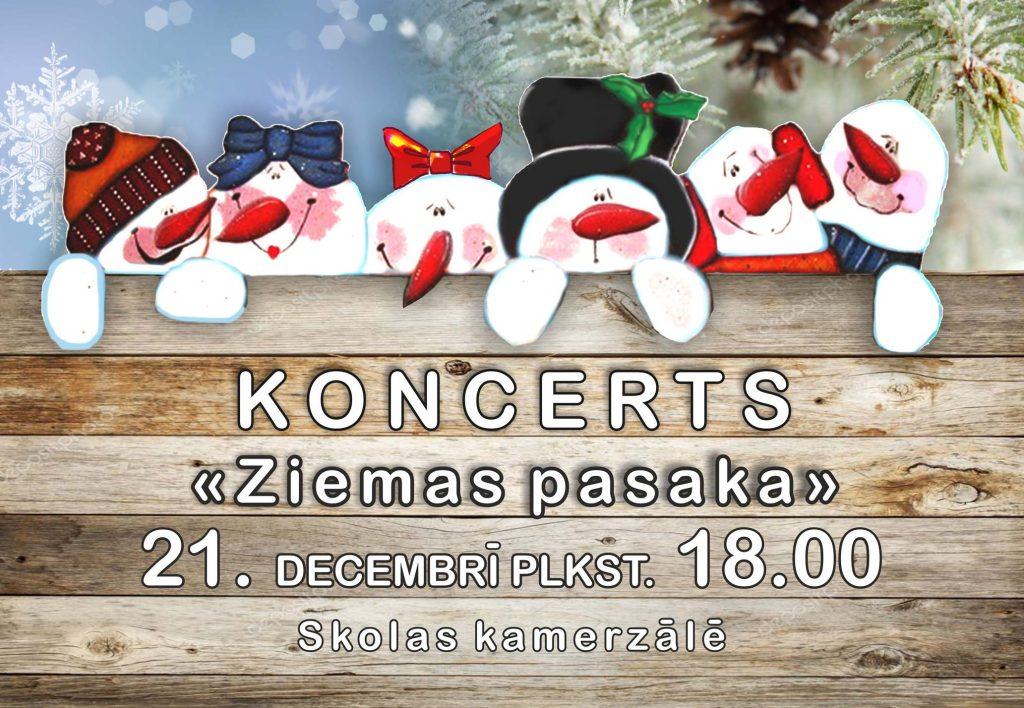 ziemassvetku koncerts