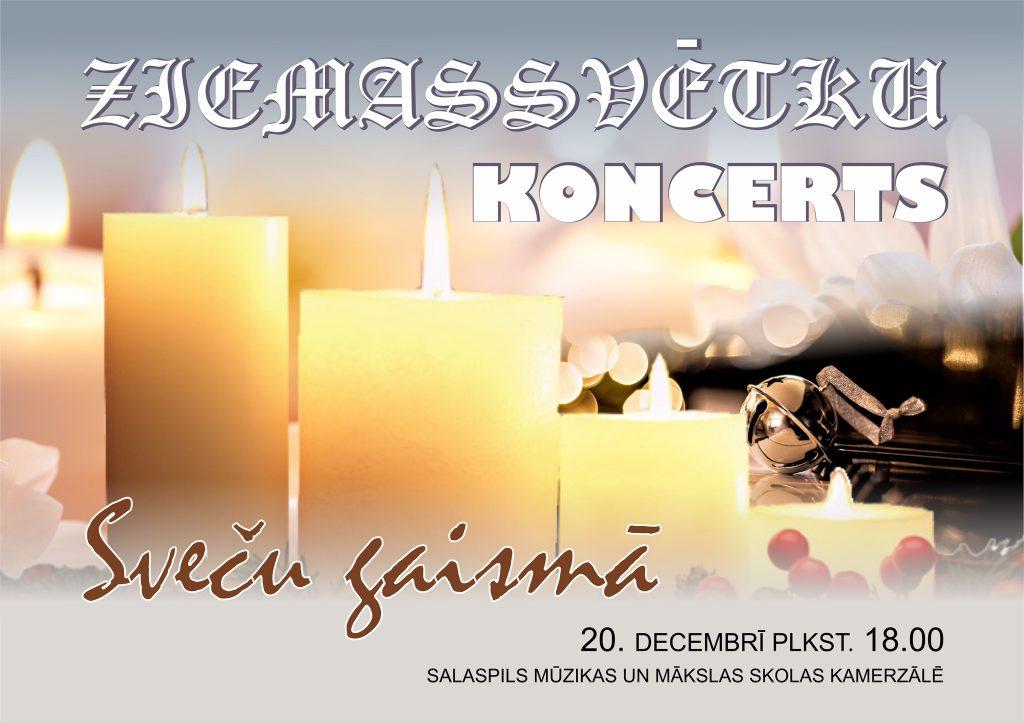 Ziemassv. koncerts skola s