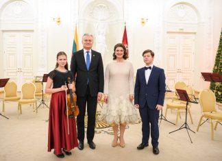 Lietuvas prezidenta pilī