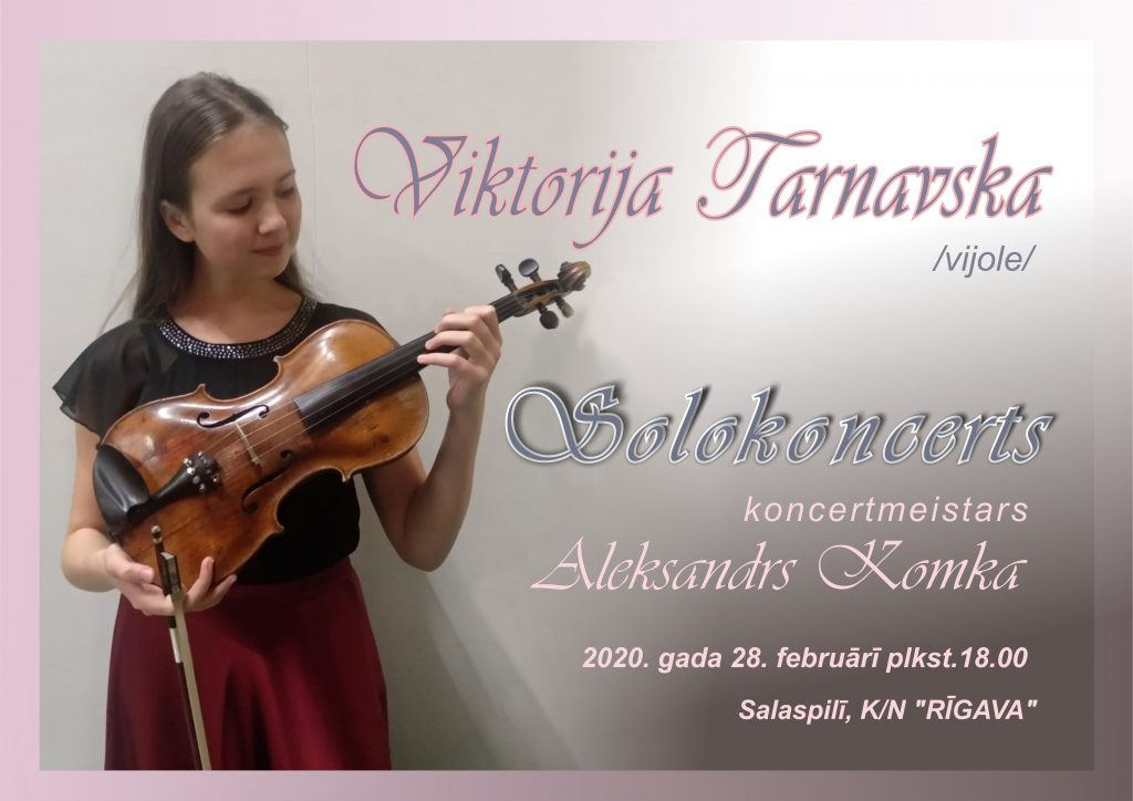 Rīgava koncerts