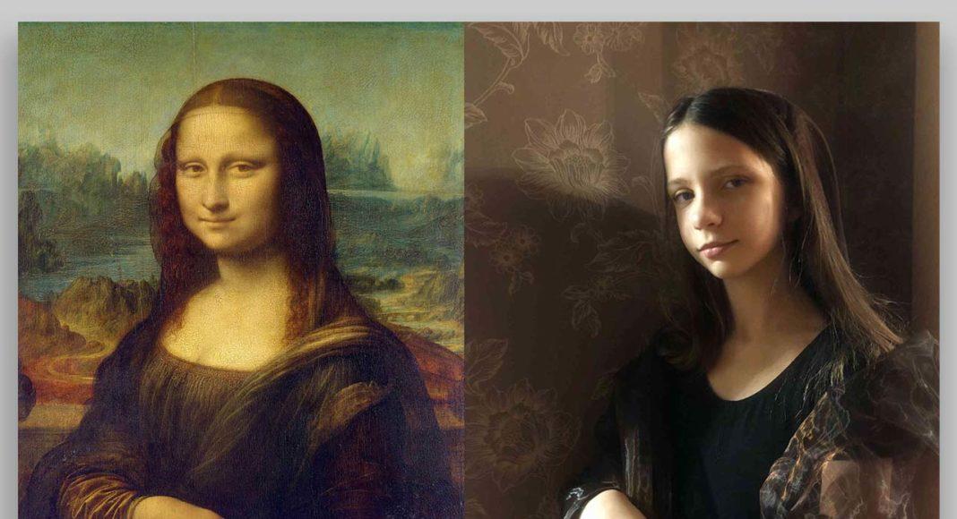 "Leonardo da Vinči ""Mona Liza"" / Interpretācija"